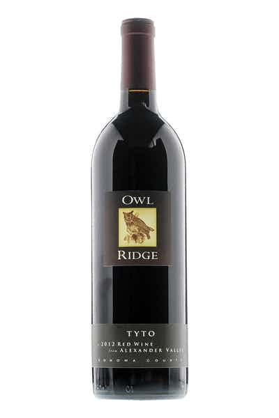 Owl Ridge Red Blend Tyto Alexander Valley