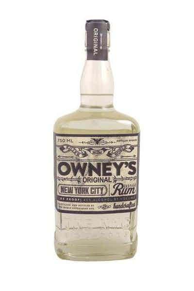 Owney's White Rum Vanilla