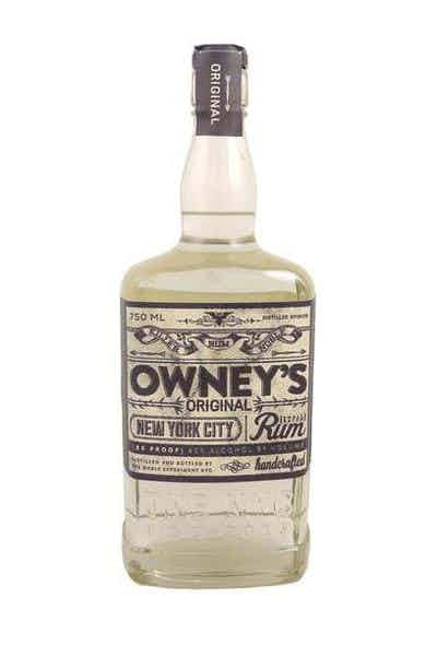 Owney's White Rum Vanilla