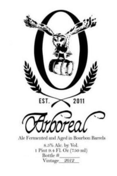Oxbow Arboreal Sour Ale