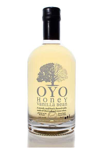 OYO Honey Vanilla Bean Vodka