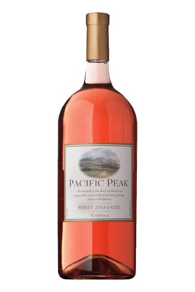 Pacific Peak White Zinfandel