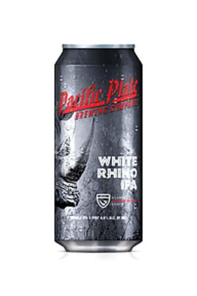 Pacific Plate White Rhino Double IPA