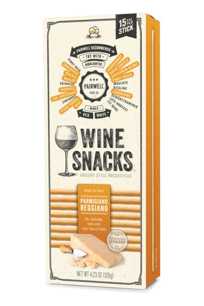 Pairwell Parmigiano Reggiano Wine Snacks