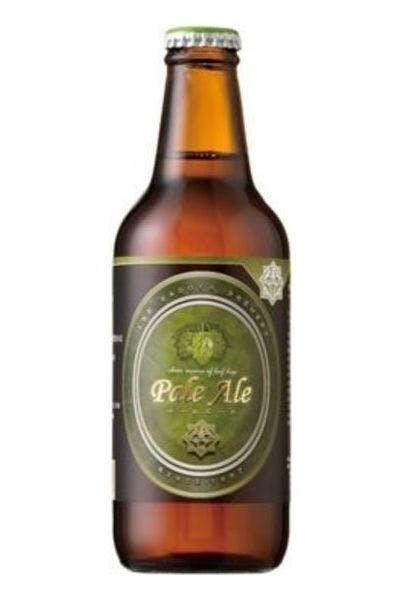 Pale Ale By Ise Kadoya