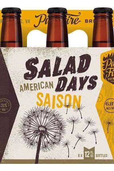 Pale Fire Salad Days