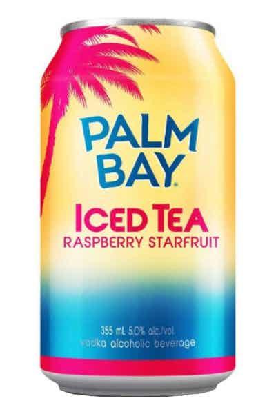 Palm Bay Raspberry Starfruit Tea