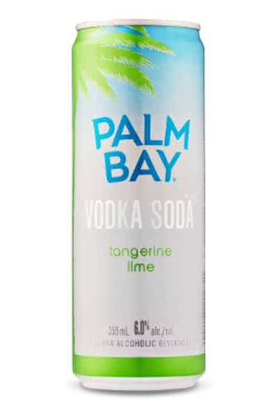 Palm Bay Vodka Soda Tangerine Lime