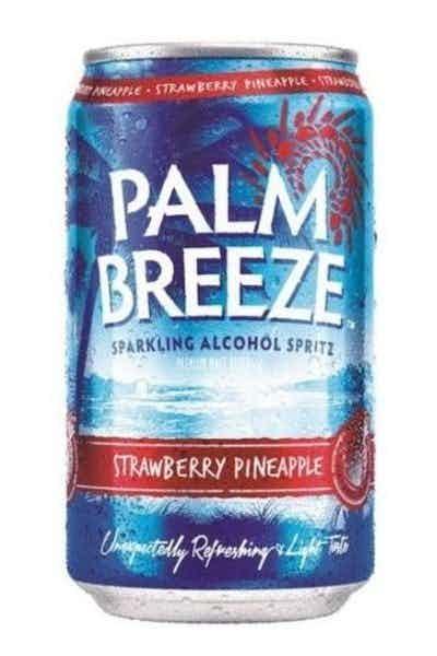Palm Breeze Strawberry Pineapple