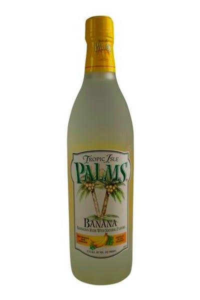 Palms Banana Rum