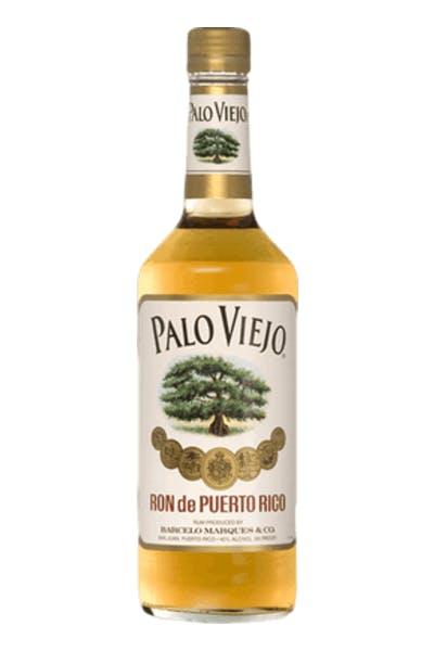 Palo Viejo Gold Rum