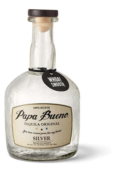 Papa Bueno Tequila Silver