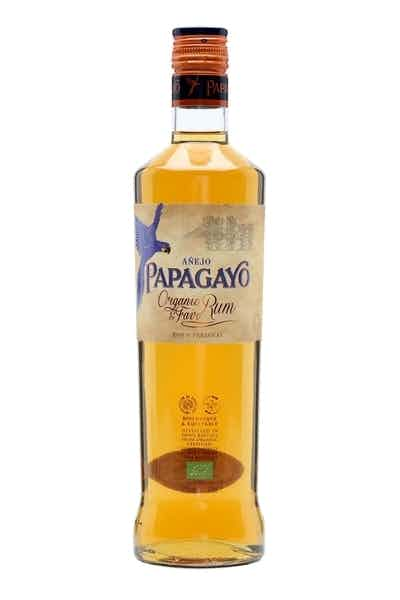 Papagayo Organic Anejo Rum