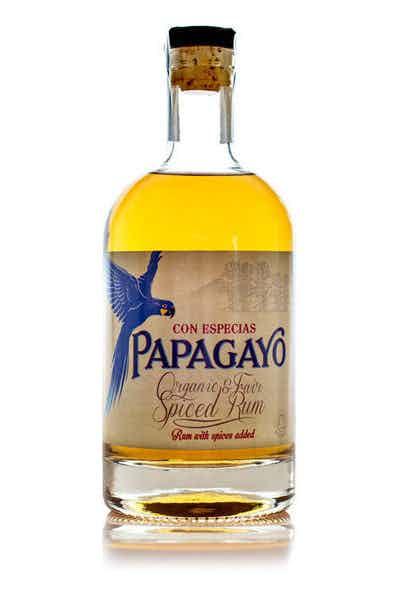 Papagayo Spiced Rum