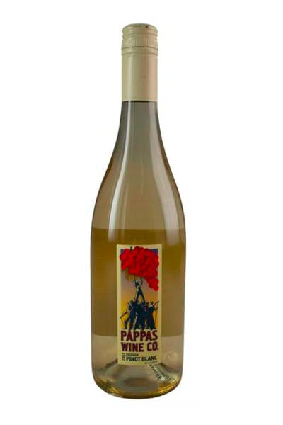 Pappas Wine Co Pinot Blanc