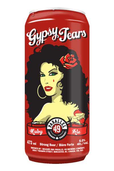 Parallel 49 Gypsy Tears Ruby Ale