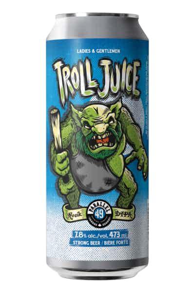 Parallel 49 Troll Juice Kveik IPA