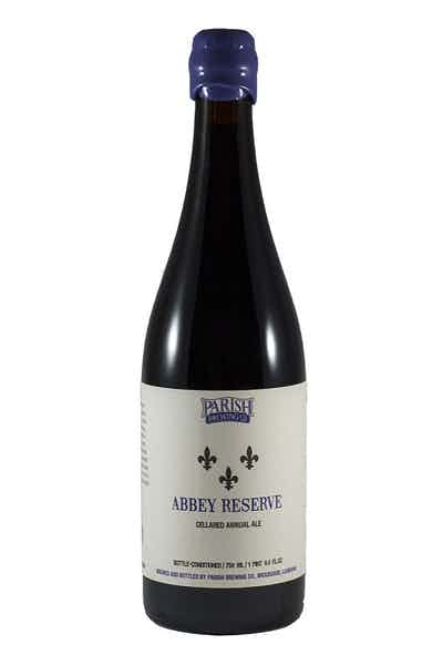 Parish Abbey Reserve Annual Ale