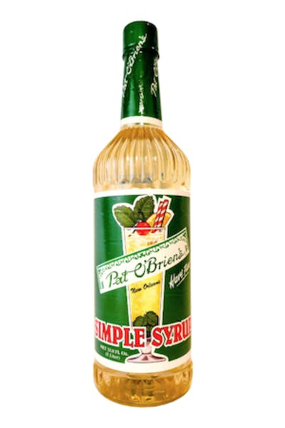 Pat O'Brien's Simple Syrup