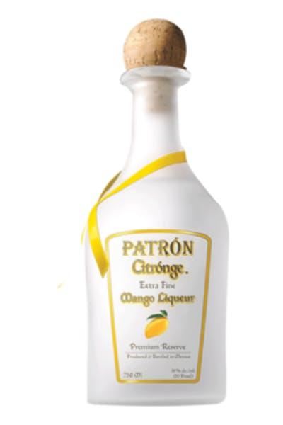 Patrón Citrónge Mango