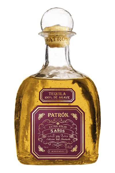 Patrón Extra Añejo 5 Year