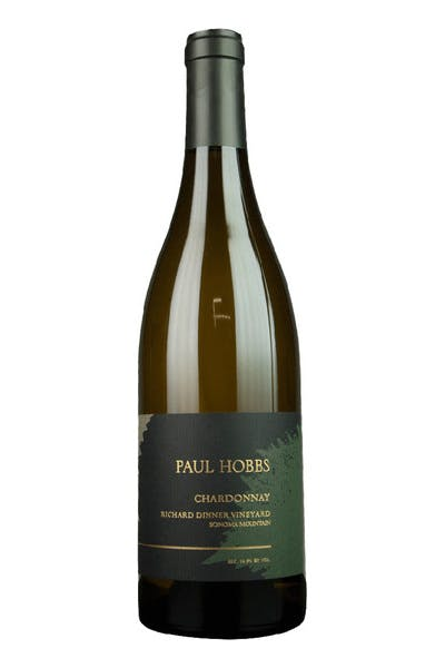 Paul Hobbs Chardonnay Richard Dinner Vineyard