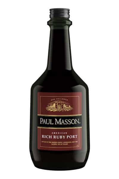 Paul Masson Rich Ruby Port