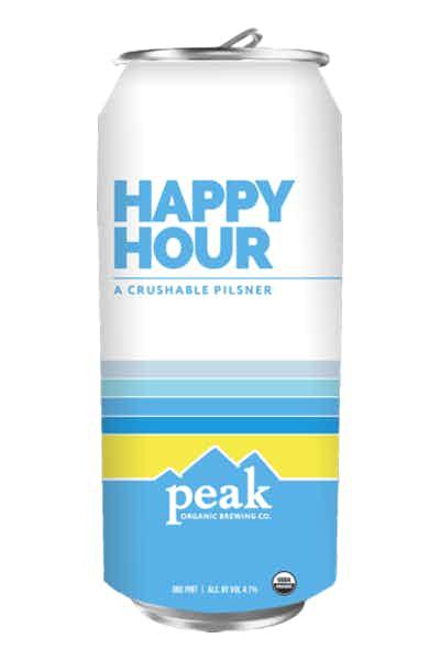Peak Organic Happy Hour