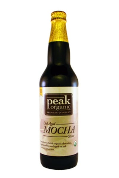 Peak Organic Oak Aged Mocha Stout