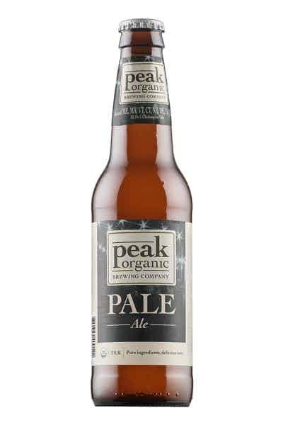 Peak Organic Pale Ale [Discontinued]