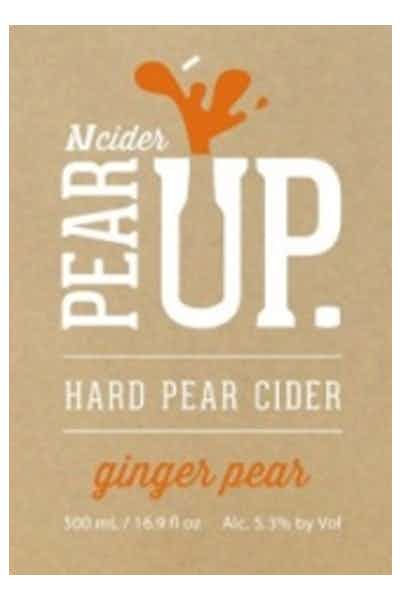 Pear Up Ginger Pear Cider