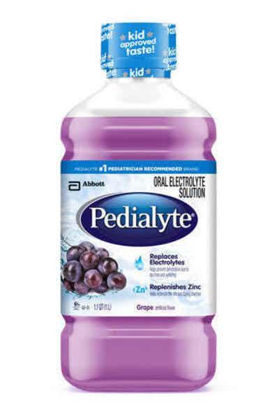 Pedialyte Grape