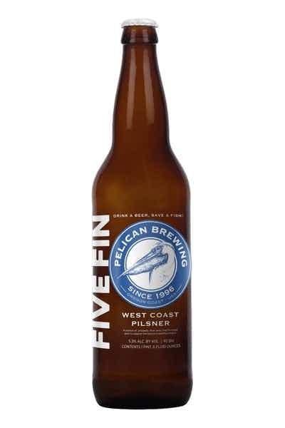 Pelican Five Fin Pilsner