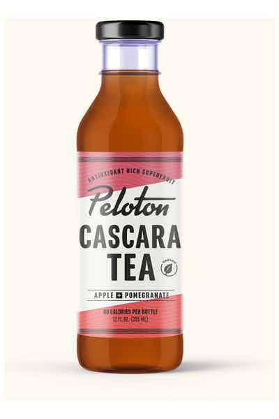 Peloton Cascara Tea Apple Pomegranate