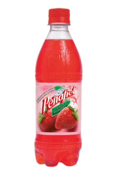 Penafil Strawberry Sparkling Water