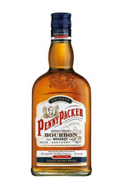 Penny Packer Bourbon Whiskey
