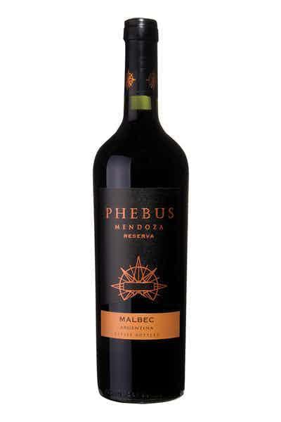 Phebus Malbec Reserva