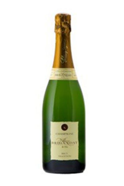 Pierre Brigandat & Fils Brut Tradition Champagne NV