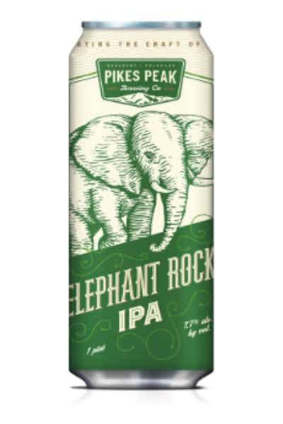 Pikes Peak Elephant Rock IPA