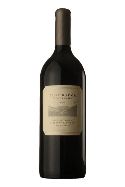 Pine Ridge Cabernet Stags Leap