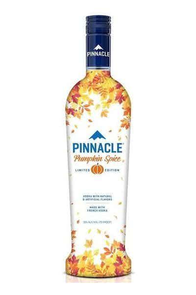 Pinnacle Pumpkin Spice Flavored Vodka