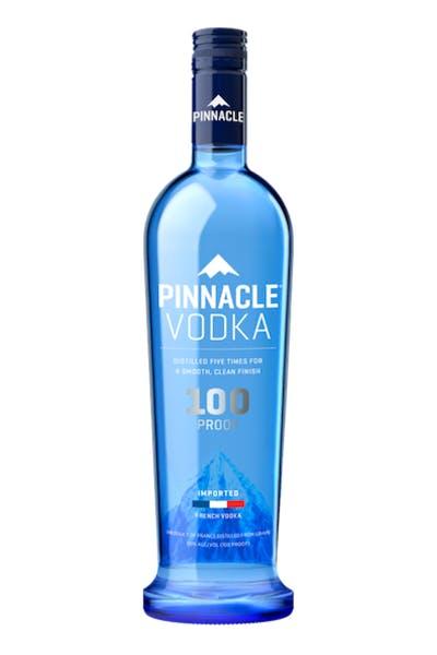 Pinnacle 100 Proof Original Vodka