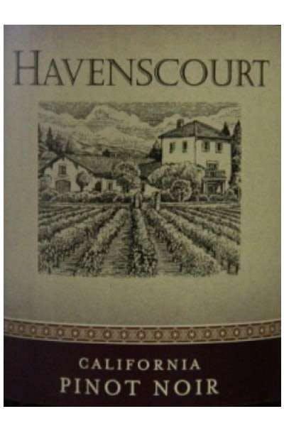 Pinot Noir Havenscourt
