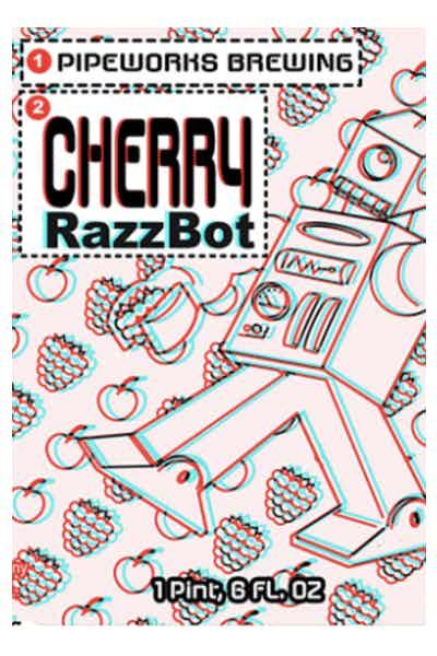 Pipeworks Cherry Razzbot