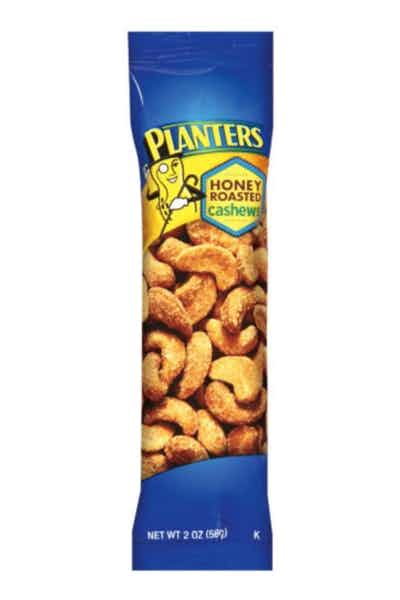 Planters Honey Roasted Cashews