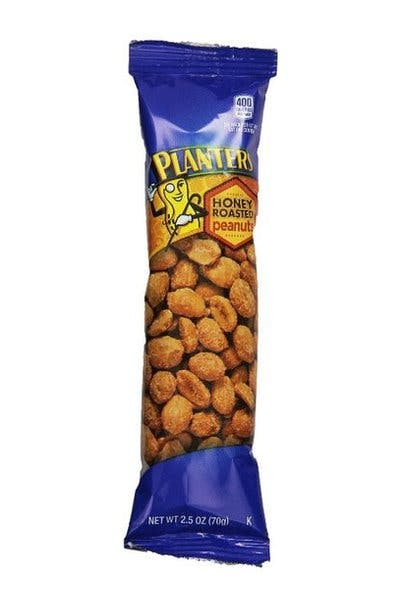 Planters Honey Roasted Peanuts