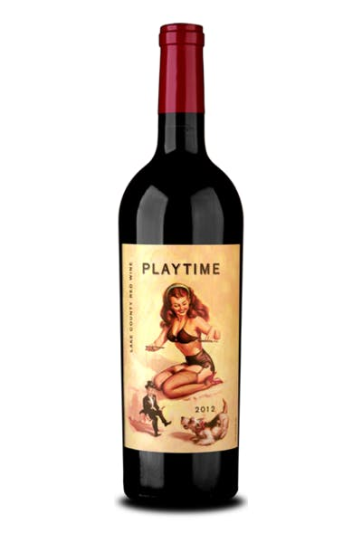 Playtime Red Blend