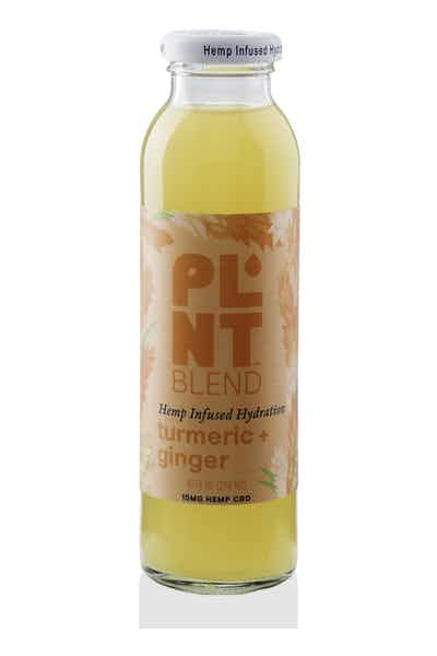 PLNT Blend Turmeric + Ginger