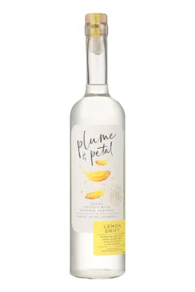 Plume & Petal Lemon Drift Vodka