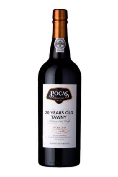 Pocas 20 Year Tawny Porto